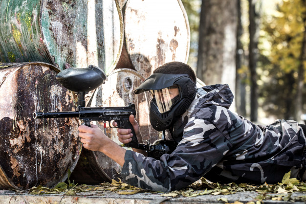 Is paintball good exercise