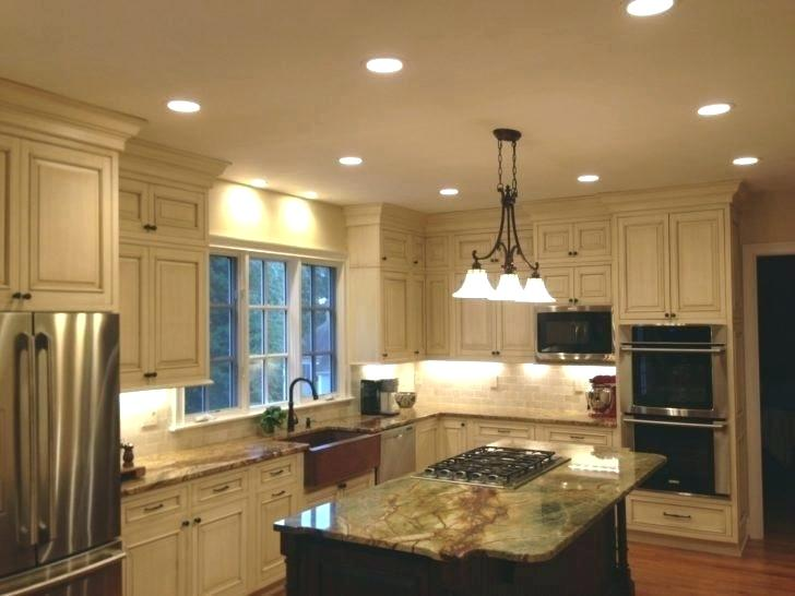 What is the best lighting for a kitchen