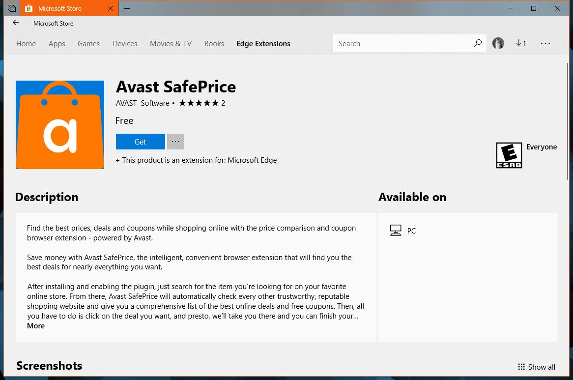 Where Does Avast Safe Price Work